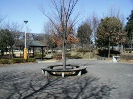 見馴川公園
