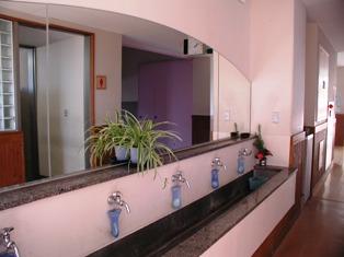 廊下の手洗い